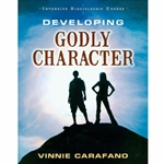 DEVELOPING GODLY CHARACTER<br>Intensive Discipleship Course