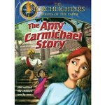 THE AMY CARMICHAEL STORY - DVD<br>She Rescued the Children One by One