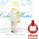 A CUP OF COLD WATER<br>Hospitality At Its Best<br>E-book downloads