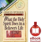 BELIEVER'S LIFE SERIES<br>What the Holy Spirit Does in a Believer's Life<br>E-book downloads