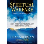SPIRITUAL WARFARE FOR EVERY CHRISTIAN<br>How to Live in Victory & Retake the Land