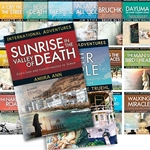 INTERNATIONAL ADVENTURES SERIES<br>Set of 16 Books<br><br>Save 50%!