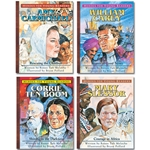HEROES FOR YOUNG READERS<BR>4-book Gift Set (Books 5-8)