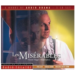 LES MISERABLES - AUDIO CD<br>Victor Hugo's Masterpiece