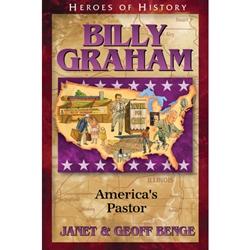 HEROES OF HISTORY<br>Billy Graham