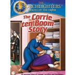 THE CORRIE TEN BOOM STORY - DVD<br>An Amazing Story of Courage, Sacrifice, and Forgiveness