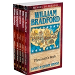 HEROES OF HISTORY<br>5-Book Gift Set<br>Books 21-25