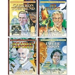 HEROES FOR YOUNG READERS<BR>4-book Gift Set (Books 13-16)