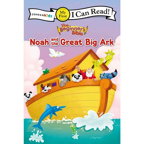 I CAN READ Noah and the Ark (The Beginner's Bible)