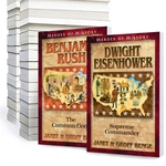 HEROES OF HISTORY<br>Complete Set<br>Books 1-28