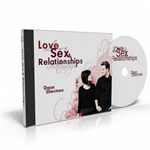 RELATIONSHIPS - 8-CD Audio Set<br>The Key to Love, Sex, and Everything Else