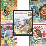 HEROES OF HISTORY FOR YOUNG READERS<br>Activity Pack for books 1-4