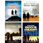 INTENSIVE DISCIPLESHIP COURSE<br>4-Book Set