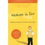 HEAVEN IS FOR REAL<br>A Little Boy's Astounding Story of His Trip to Heaven and Back