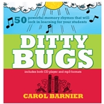 DITTY BUGS<br>Audio - CD