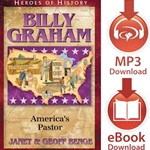 HEROES OF HISTORY<br>Billy Graham: America's Pastor<br>E-book downloads