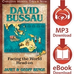 CHRISTIAN HEROES: THEN &amp; NOW<br>David Bussau: Facing the World Head-on<br>E-book downloads