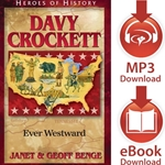 HEROES OF HISTORY<br>Davy Crockett: Ever Westward<br>E-book downloads