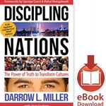 DISCIPLING NATIONS<br>The Power of Truth to Transform Cultures<br>E-book downloads