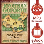 CHRISTIAN HEROES: THEN &amp; NOW<br>Jonathan Goforth: An Open Door in China<br>E-book downloads