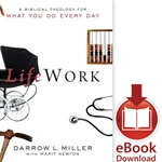 LIFEWORK<br>A Biblical Theology for What You Do Every Day<br>E-book downloads