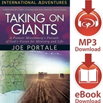 INTERNATIONAL ADVENTURES SERIES<br>Taking On Giants<br>E-book downloads