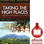 INTERNATIONAL ADVENTURES SERIES<br>Taking the High Places<br>E-book downloads
