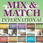 INTERNATIONAL ADVENTURE SERIES<br>MIX AND MATCH SPECIAL