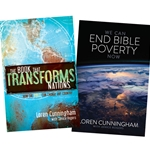 LOREN CUNNINGHAM 2-PACK<br>The Book That Transforms Nations AND We Can End Bible Poverty Now