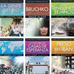 AVENTURAS INTERNACIONALES<br>Set of 6 books<br> Conjunto de 6 libros