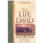 BIBLE CHARACTER SERIES<BR>The Life of David