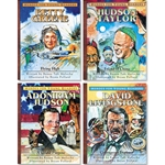 HEROES FOR YOUNG READERS<BR>4-book Gift Set (Books 9-12)