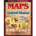 MAPS OF THE UNITED STATES - Workbook