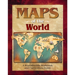 Ywam Publishing Maps Of The World Lt Br Gt A Reproducible Workbook