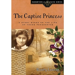 THE DAUGHTERS OF THE FAITH SERIES<br>The Captive Princess