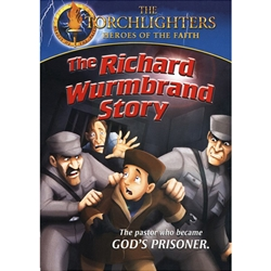 THE RICHARD WURMBRAND STORY - DVD<br>The Pastor Who Became God's Prisoner