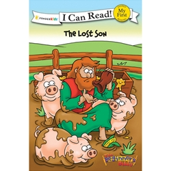I CAN READ<br>The Lost Son<br>(The Beginner's Bible)