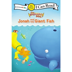 I CAN READ<br>Jonah and the Big Fish<br>(The Beginner's Bible)
