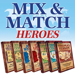 HEROES SERIES MIX AND MATCH SPECIAL