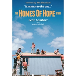 THE HOMES OF HOPE STORY<br>It Matters to This One…