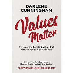 VALUES MATTER<br>Stories of the Beliefs & Values that Shaped Youth With A Mission
