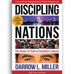 DISCIPLING NATIONS<br>The Power of Truth to Transform Cultures