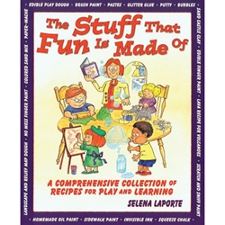 THE STUFF THAT FUN IS MADE OF<br>A Comprehensive Collection of Recipes for Play & Learning