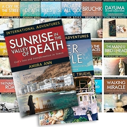 INTERNATIONAL ADVENTURES SERIES<br>Set of 17 Books<br><br>Save 50%!