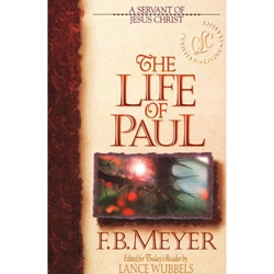 BIBLE CHARACTER SERIES<BR>The Life of Paul