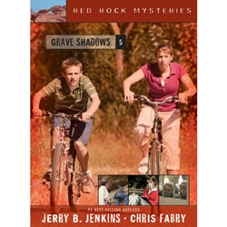THE RED ROCK MYSTERY SERIES<BR>Book 5 - Grave Shadows